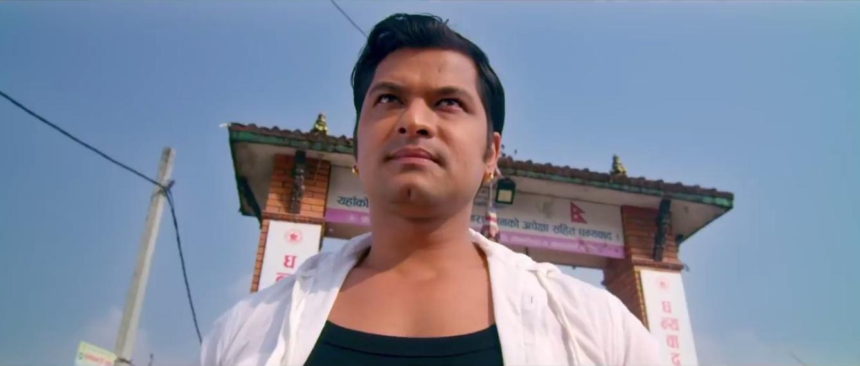 nepali film hero returns