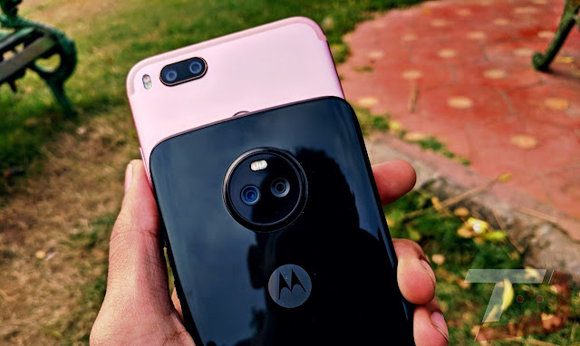 [Download] Get Pixel 2 Portrait Mode on Moto X4