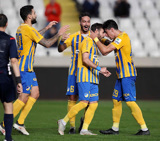 LIVE: ΑΠΟΕΛ 3-0 ΕΝΠ, #9η «Νίκη με τα 2 πρώτα Κυπριακά τέρματα»