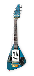 imagenes de guitarras electricas raras