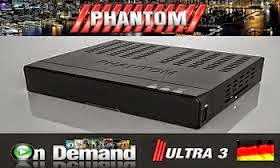 Colocar CS PHANTOM%2BULTRA%2B3 Lista de Receptores On Demand comprar cs