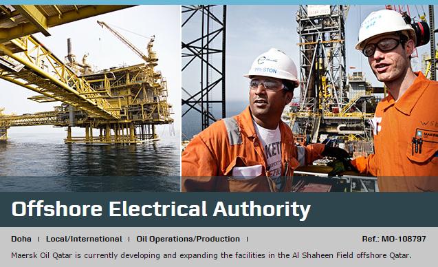 Offshore Oil Rig Electrician Jobs  CINEMAS 93