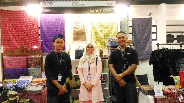 ukm asli indonesia baduy craft
