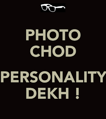 Photo Chod Personality dekh attitude whatsapp dp