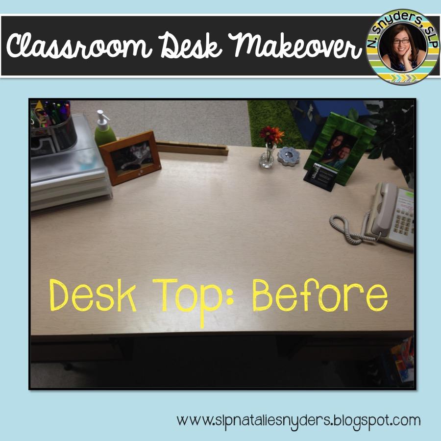 Remarkable Classroom Desk Makeover Interior Design Ideas Inamawefileorg