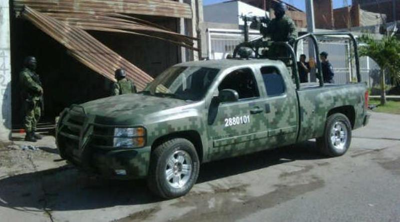 Ejército detiene a 'El One' Sicario de los Chapitos tras operativo en Barrancos