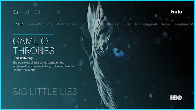 Watch Game of Thrones: HBO is now on Hulu