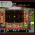 مخطط مشروع مركز رياضي (مخططات معمارية) كاملا اوتوكاد dwg