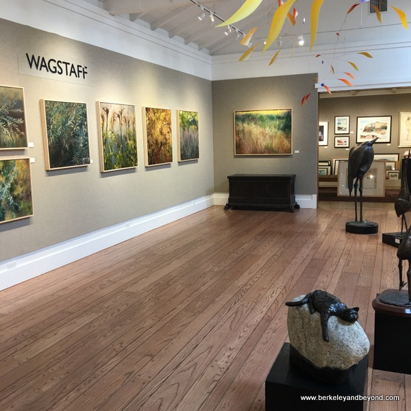 Carmel Art Association gallery in Carmel, California