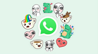 Whatsapp new stickers feature for Android and IOS