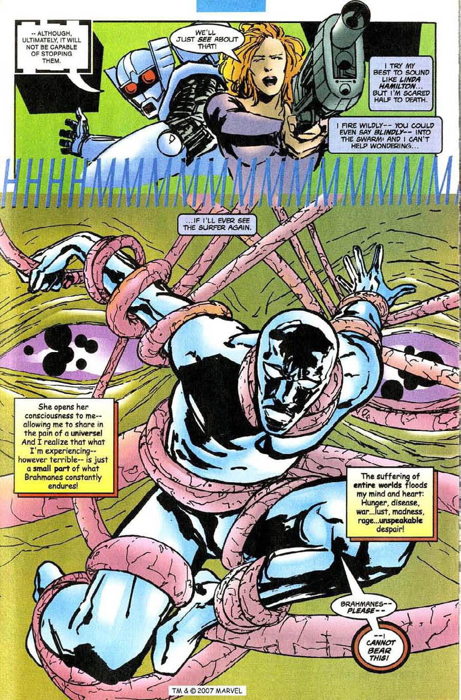 Read online Silver Surfer (1987) comic -  Issue #142 - 23