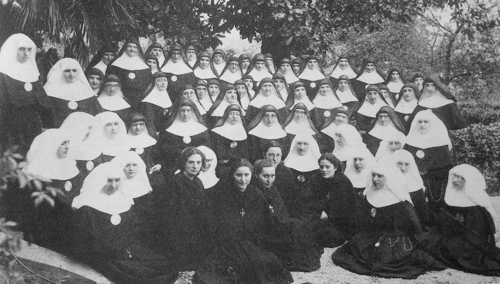 Madre Cándida María de Jesús - Hijas de Jesús - Jesuitinas  2017 3400f2c91f5