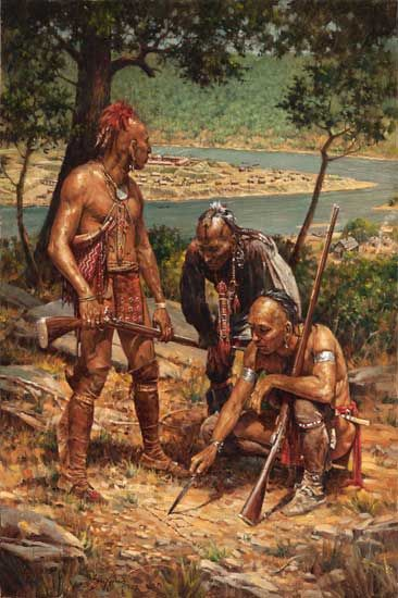 Iroquois Warriors