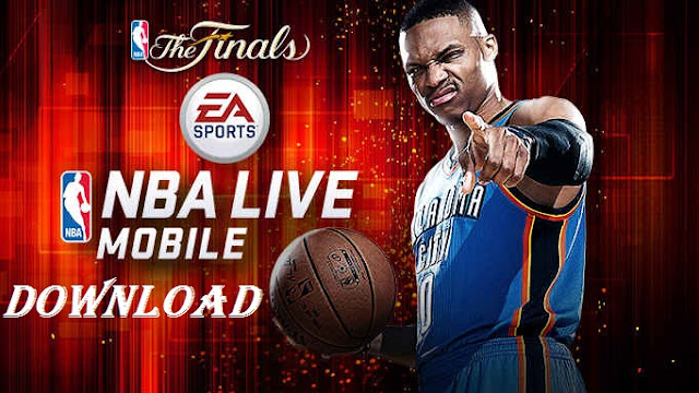 Download NBA Live Mobile Basketball Mod Apk Game
