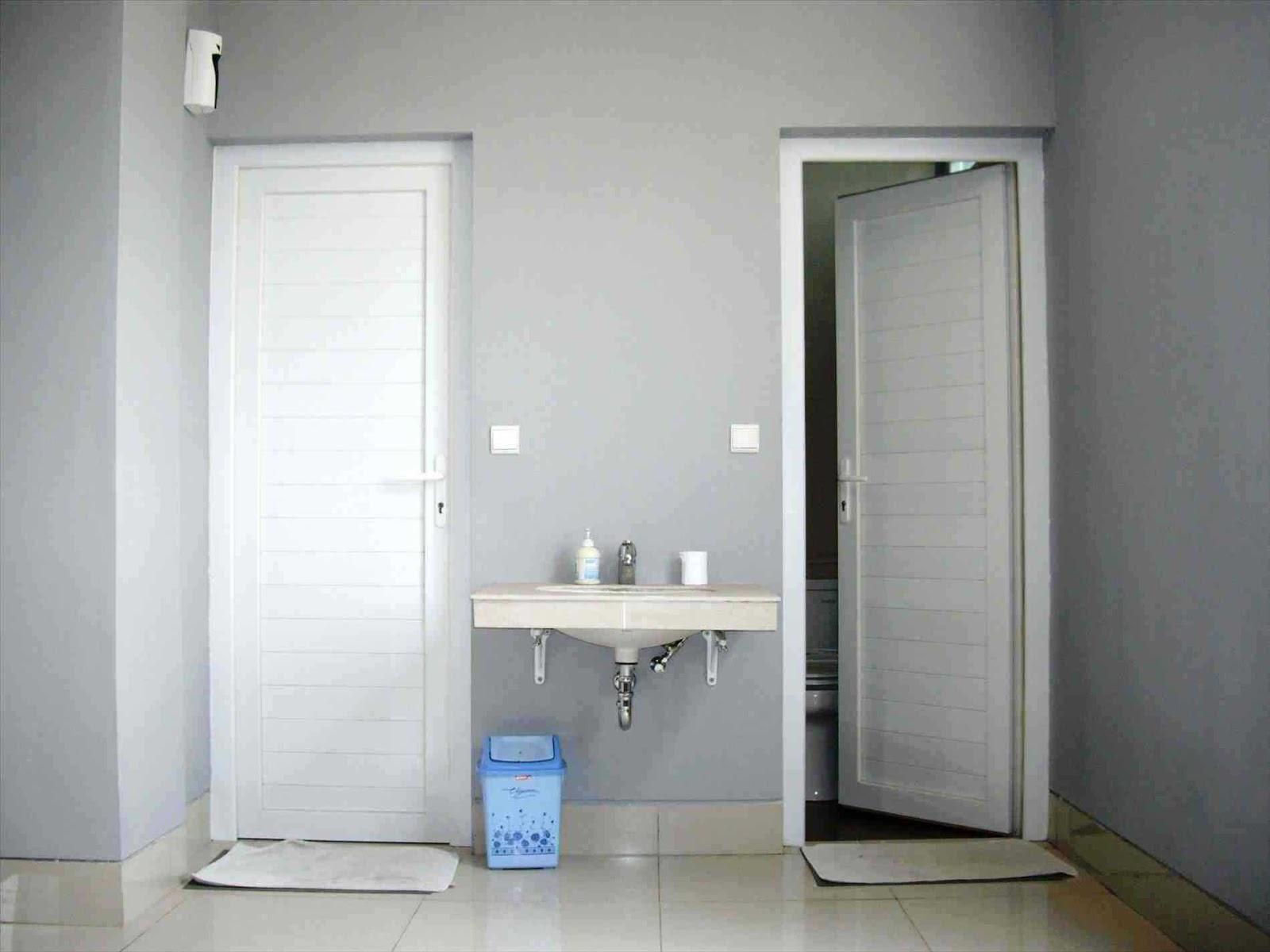 Pintu Plastik Bilik Mandi Desainrumahid com