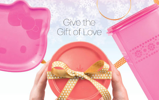 Tupperware Catalog 14 November 2016 - 31 December 2016
