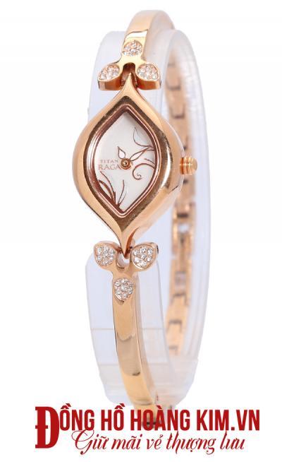 đồng hồ nữ dây sắt siêu hot