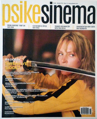 Psikesinema 15. Sayı (Ocak - Şubat) - Kill Bill