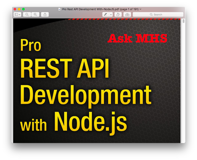Free Download E-Book Pro REST API Development with Node.js