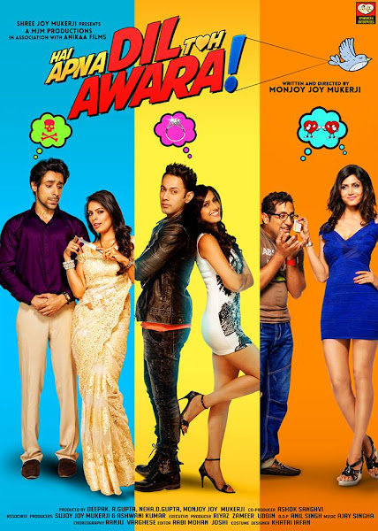 Hai Apna Dil Toh Awara (2016) Movie Poster