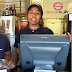 Awww... President Obama's daughter spends her summer break working at a Seafood Restaurant (Photos)