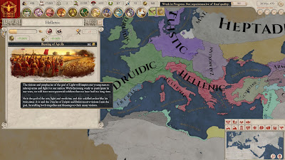 Imperator Rome Game Screenshot 5