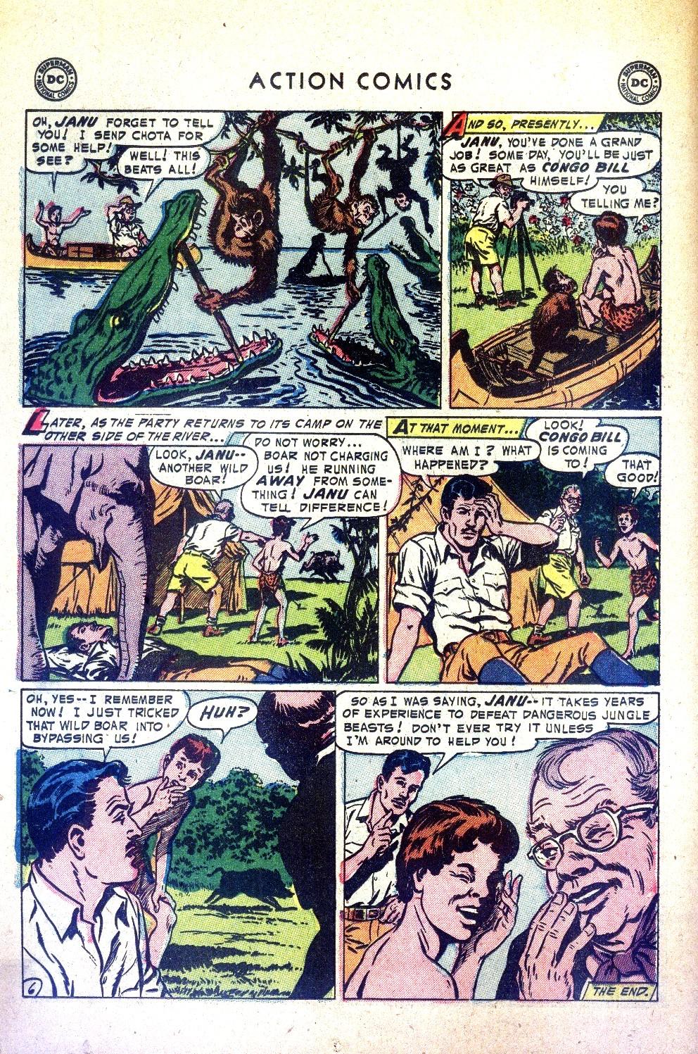 Action Comics (1938) 195 Page 21
