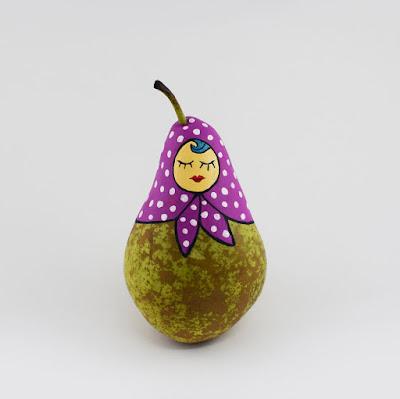 Buah-buahan Lucu dan Keren