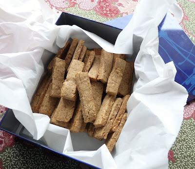 Friesian Thumbs Dutch Cookies