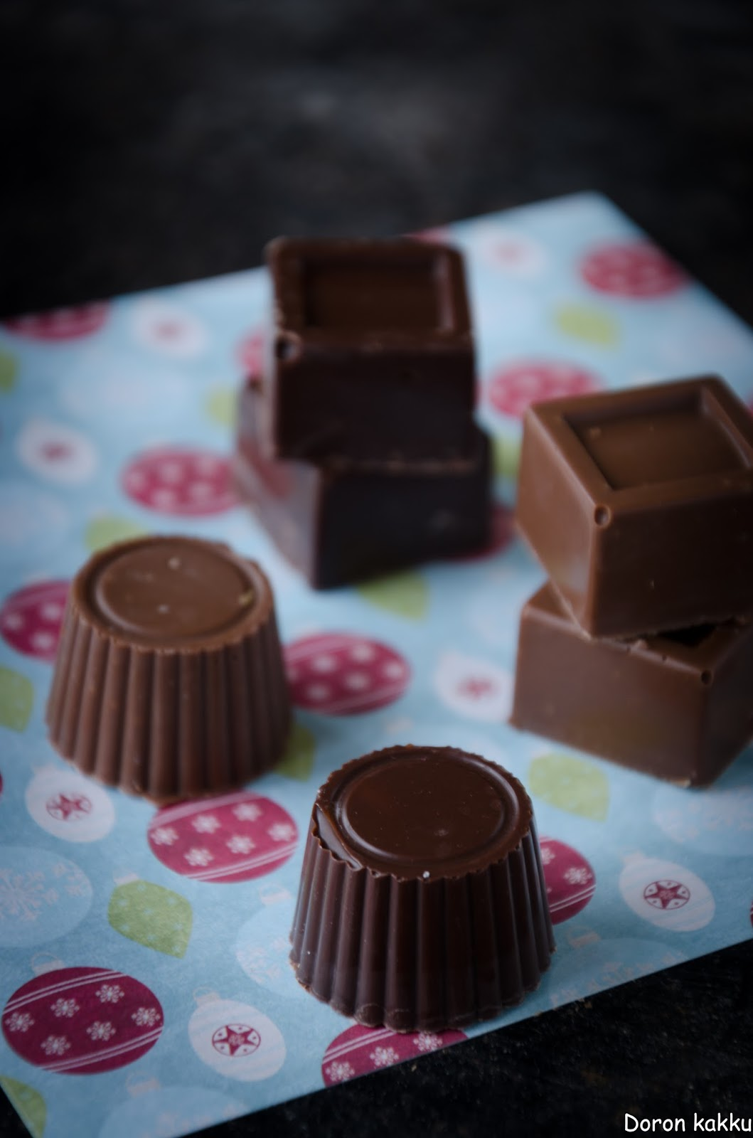 Suklaakonvehdit