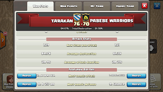 Clan TARAKAN vs PABEBE WARRIORS, TARAKAN Victory