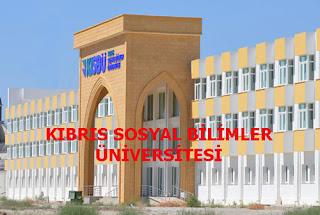 KIBRIS SOSYAL BİLİMLER ÜNİVERSİTESİ