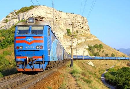 Đường sắt Nga loay hoay né khủng hoảng Ukraine