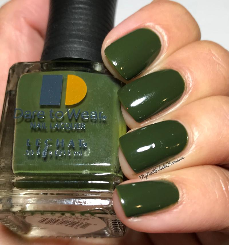 My Nail Polish Obsession: Le Chat DareTo Wear; Modern Muse, Fall ...