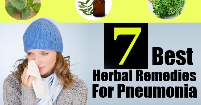 Fungal Pneumonia Natural Treatment