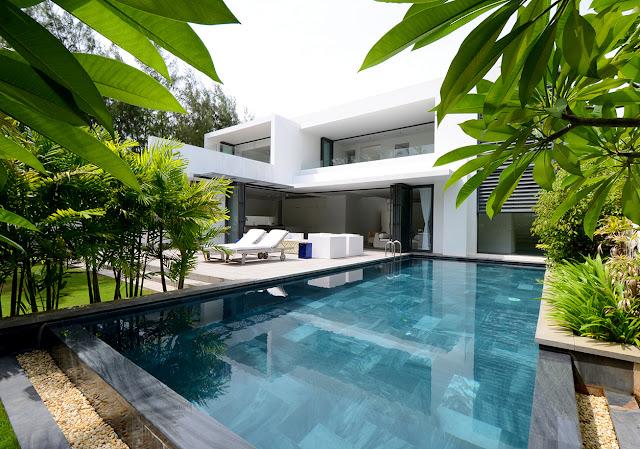 Villa Sanctuary Hồ Tràm