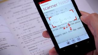 تطبيق لحل المعادلات