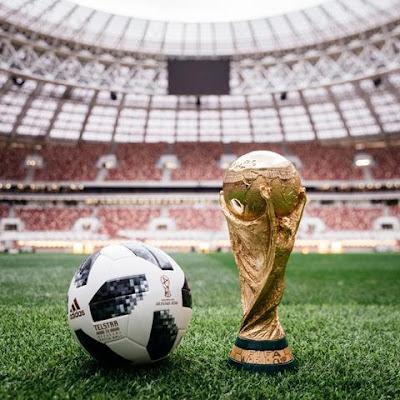 كرة مونديال 2018 تظهر لأول مرة في ودية روسيا والأرجنتين