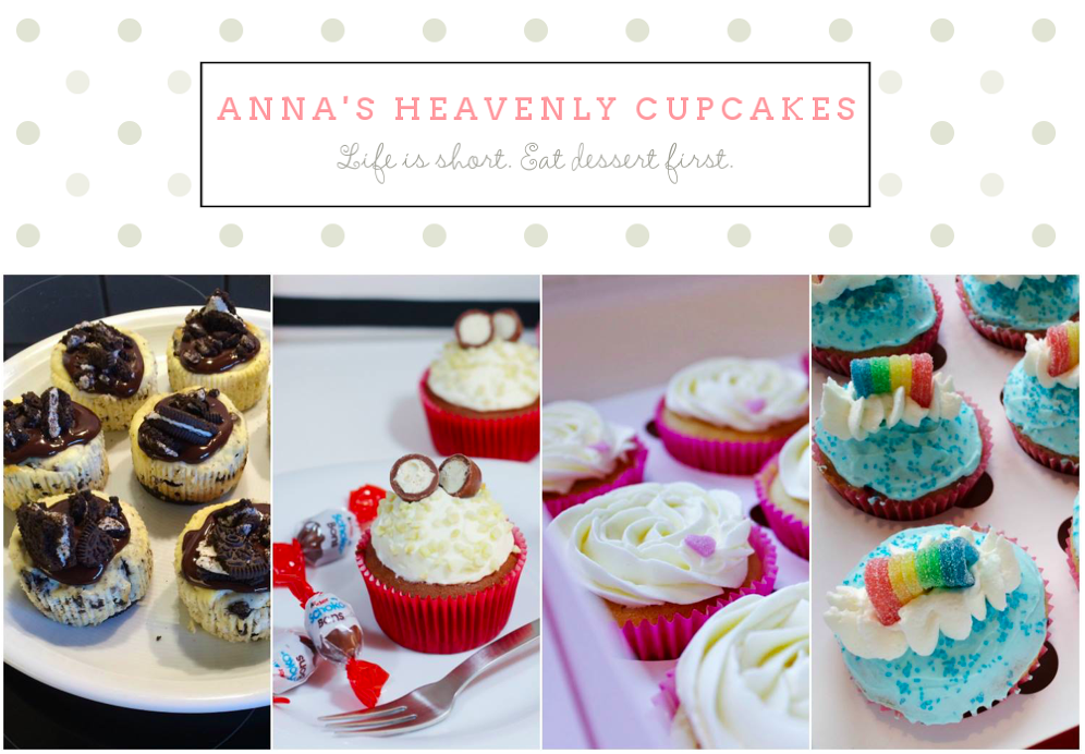 Anna's Heavenly Cupcakes