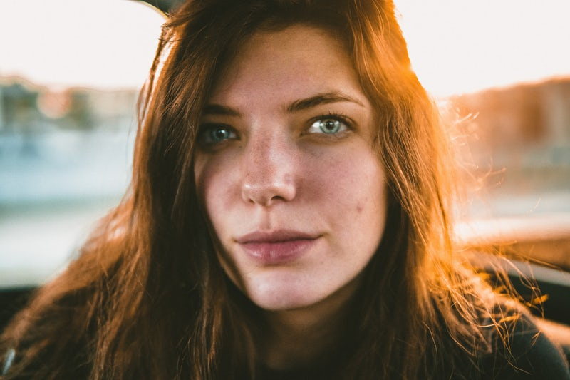 Proof That Women With A Freckled Face Are More Beautiful
