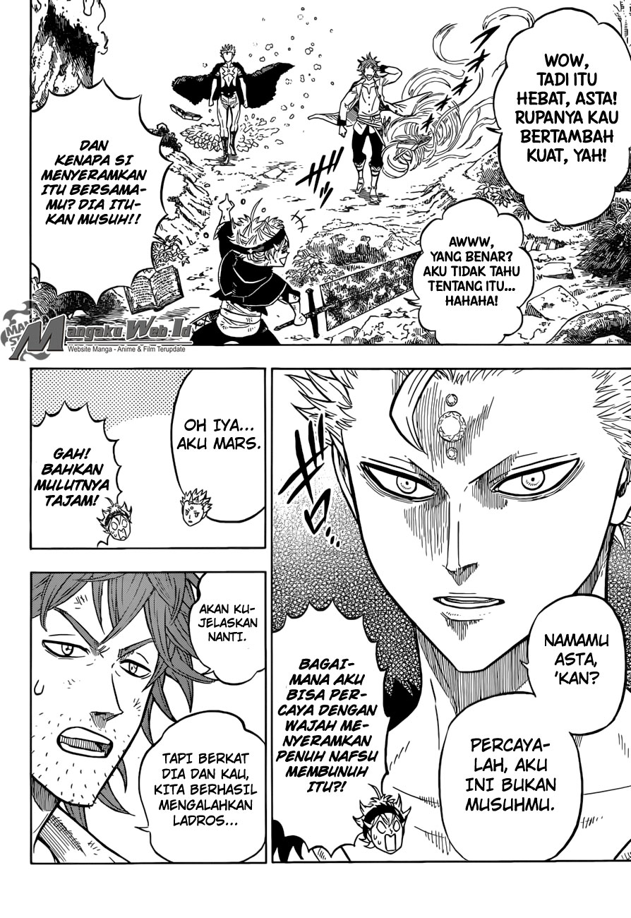 Black Clover Chapter 92-3