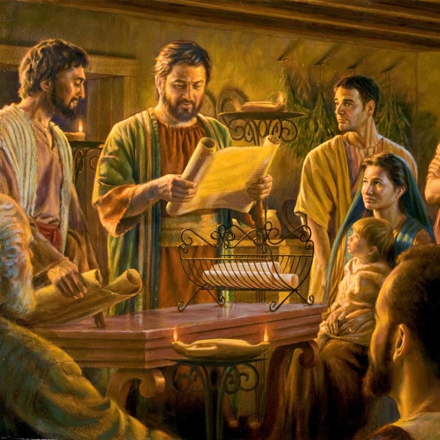Study God's Word and teach it faithfully, and be God's useful holy instrument