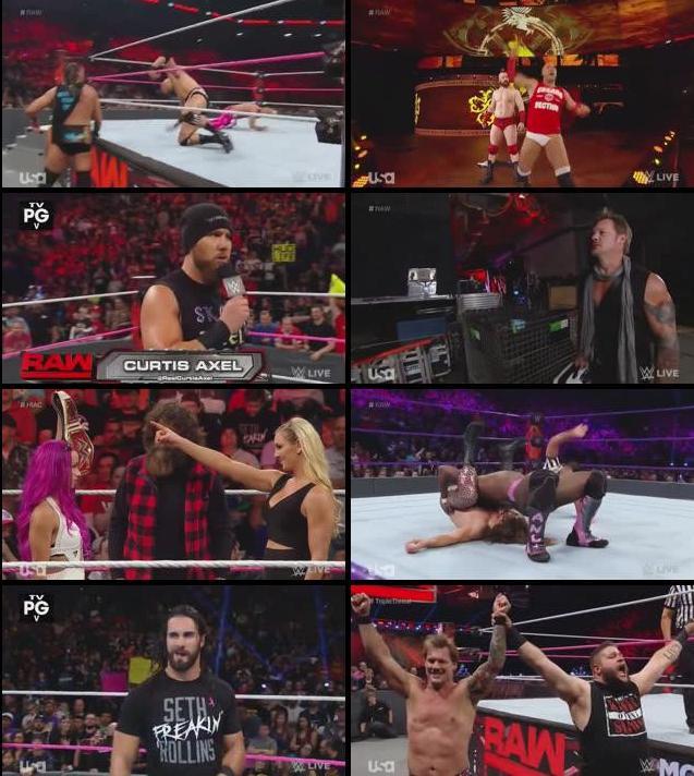 WWE Monday Night Raw 24 Oct 2016 HDTV 480p
