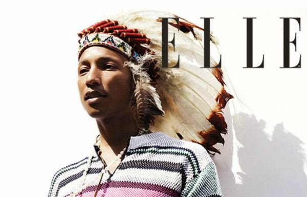 pharell native controversy