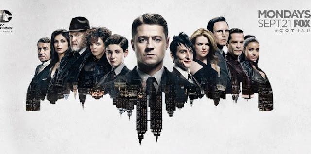 Gotham sezonul 2 episodul 19