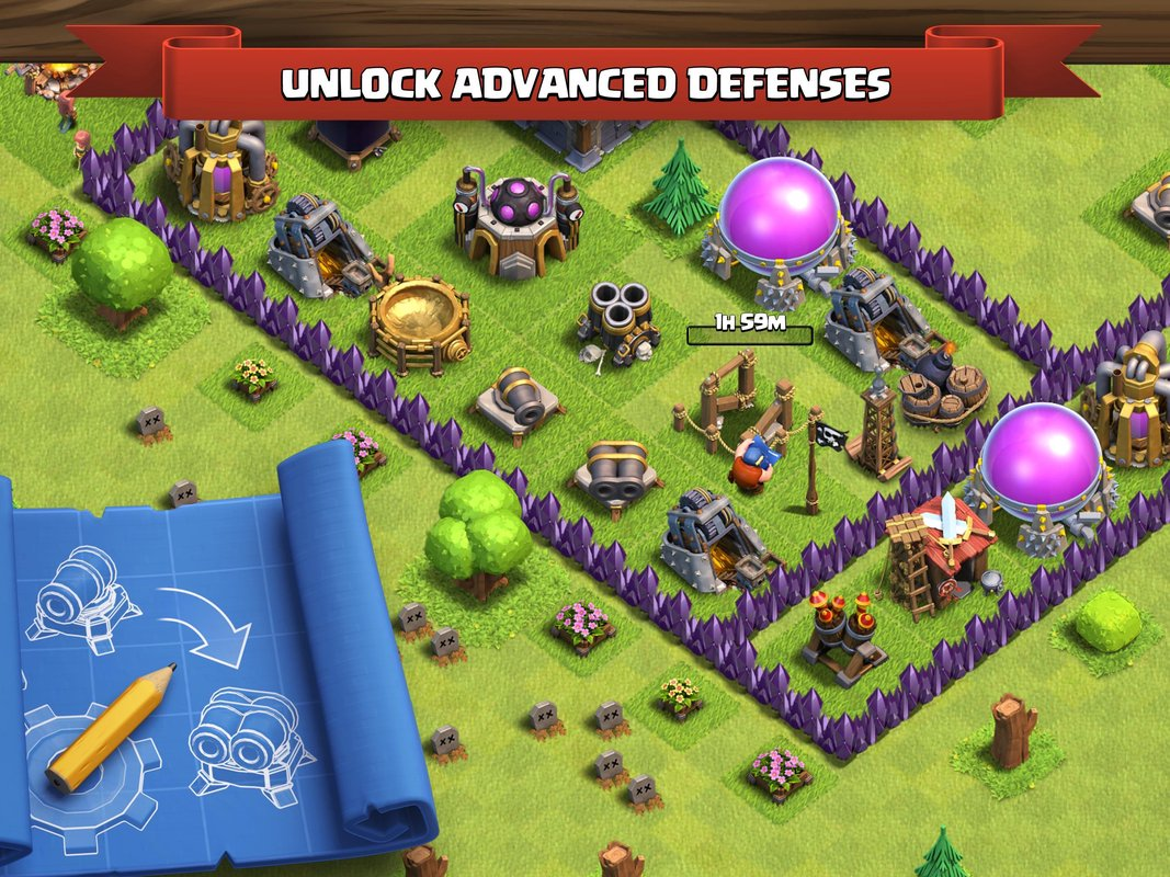 Download Clash of Clans New Update 2018 Free - FileHippo
