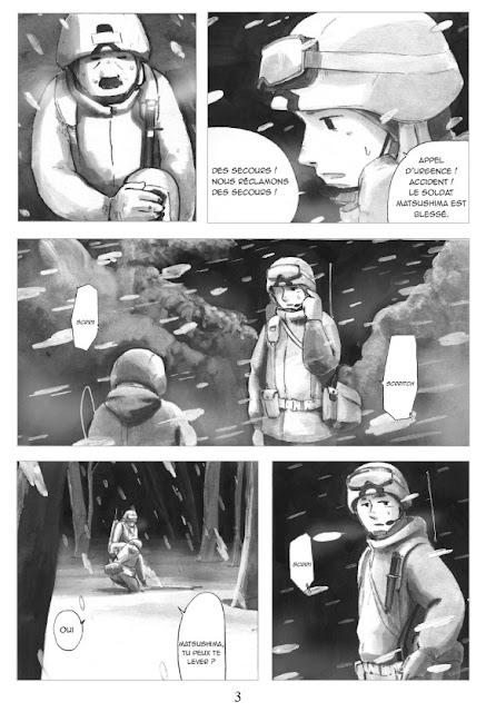 Neige d'amour – la légende de Yuki Onna éditions Asiatika page 3