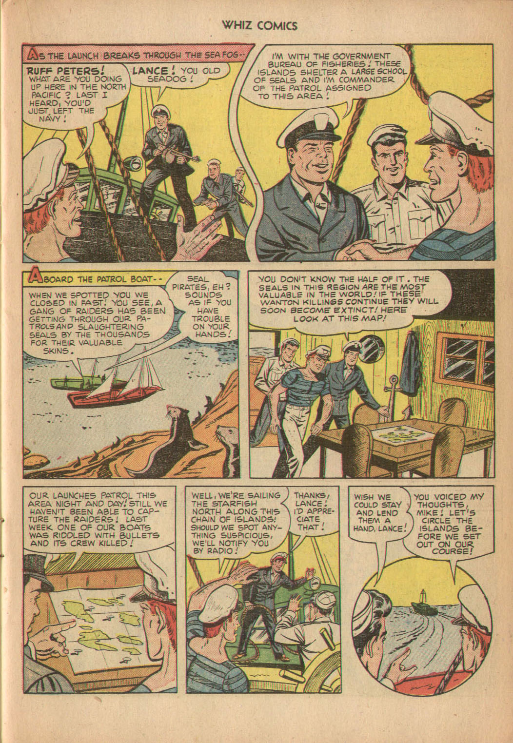 WHIZ Comics issue 137 - Page 15