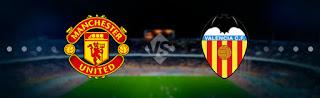 Манчестер Юнайтед – Валенсия прямая трансляция онлайн 02/10 в 22:00 МСК.