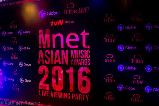 One Step at a Time: MAMA 2016 Livestreaming Party c/o Tribe PH [★]